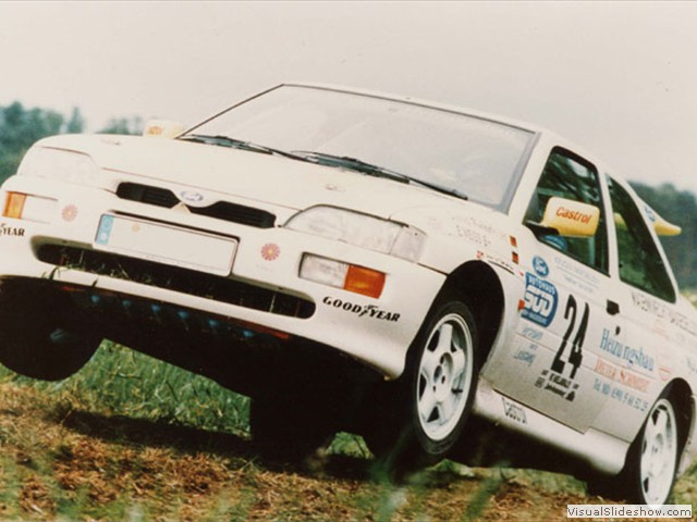 German Rally Championship 1994
