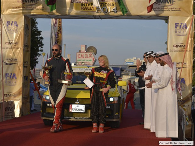 Qatar Intl. Rally 2014