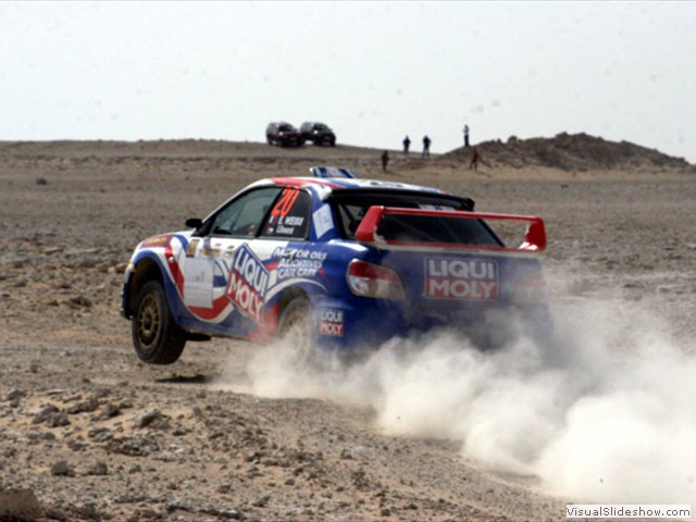 Qatar Intl. Rally 2013