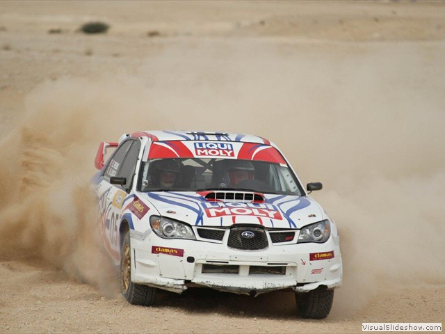 Qatar Nat. Rally 2012