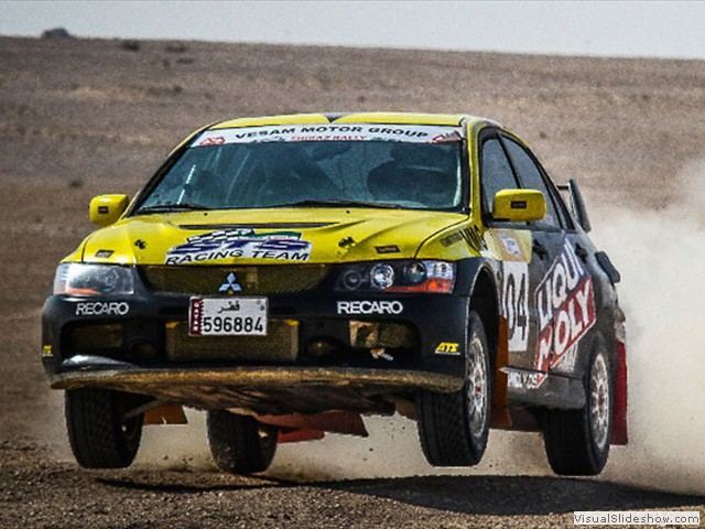 Qatar Intl.Rally 2015