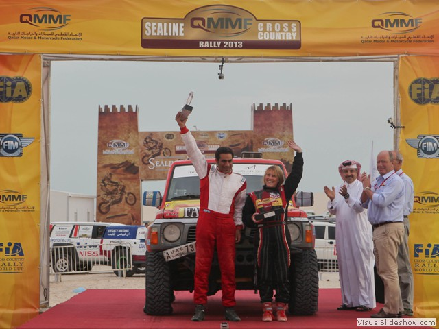 Cross Country World Cup - Qatar Sealine Rally 2013