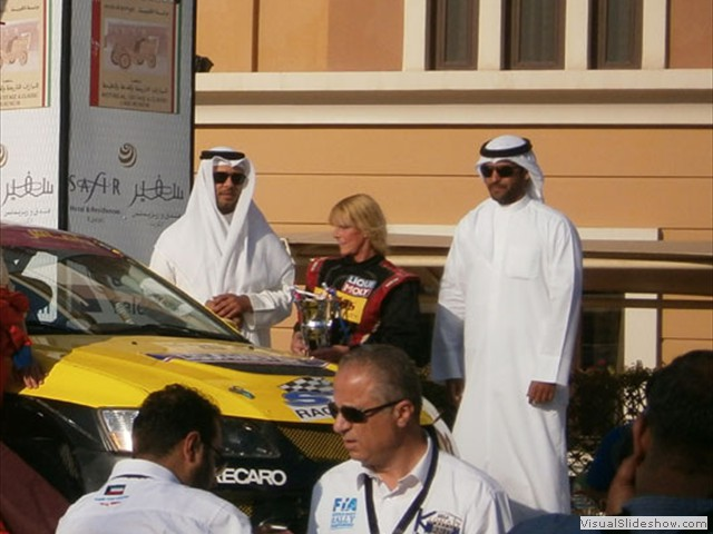 Kuwait Intl. Rally 2014