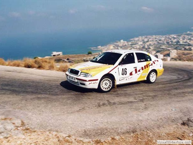 Rally of Lebanon 2004