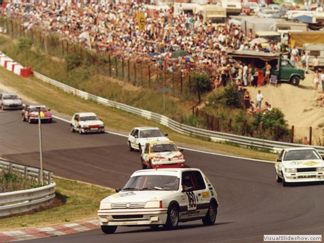24h Race Nuerburgring 1989