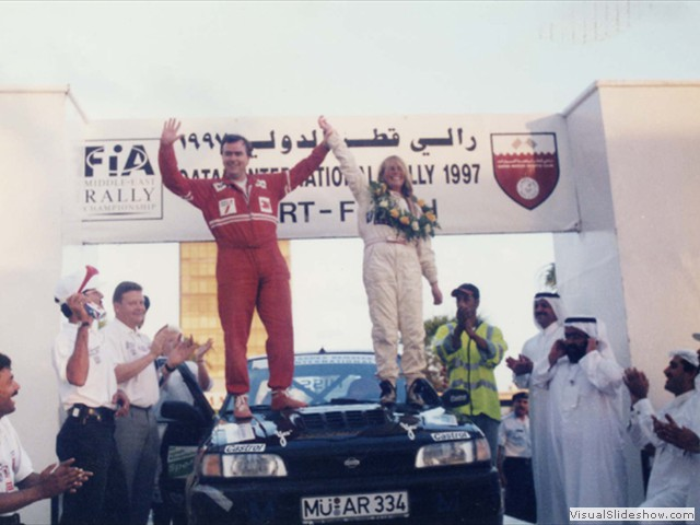 Qatar Intl. Rally 1997