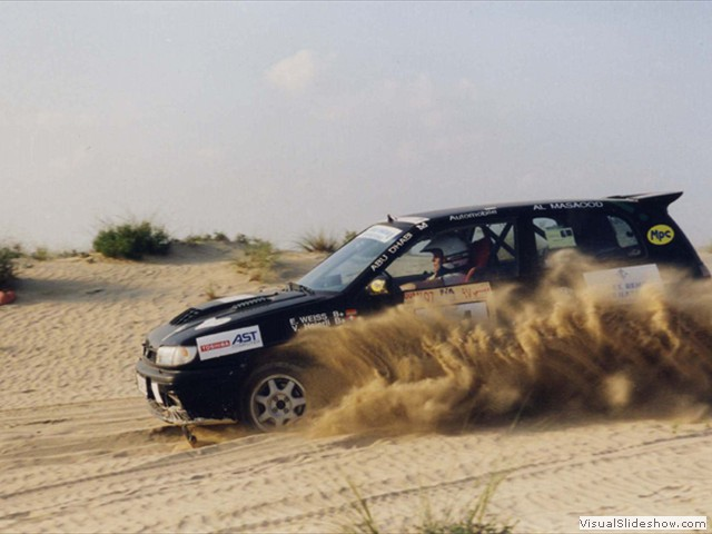 Dubai Intl. Rally 1997