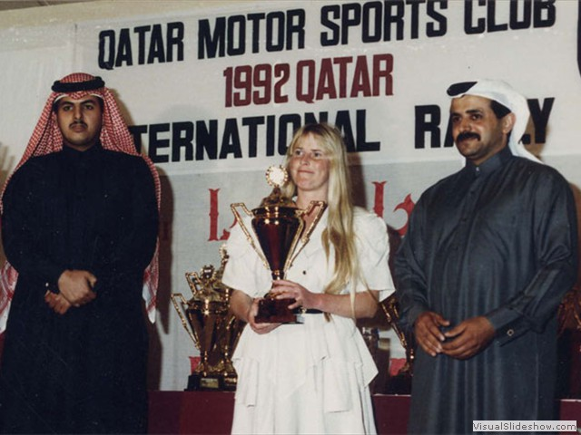 Qatar Intl. Rally 1992