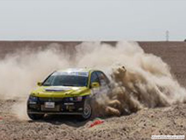 Qatar Intl. Rally 2015