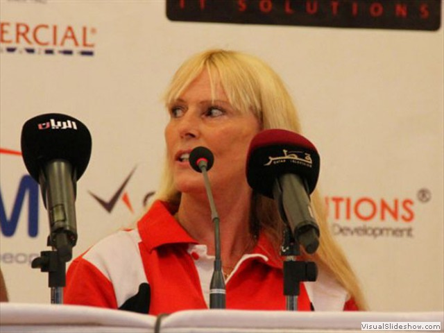 Press Conference - Rally of Lebanon 2014